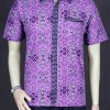 Promo!!! Hem Batik Pria || Kemeja Batik Pria