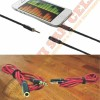 Aux Audio Cable 3.5mm Male to Female (Extend) - MALANG