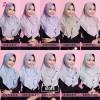 Jilbab/Hijab/Kerudung Miulan Terbaru,Bergo Kiofa,Jilbab Adem Original