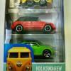 Hotwheels Gift Pack GP Volkswagen 2016