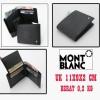 DOMPET PRIA MONT BLANC BR50M373