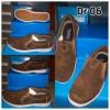 Sepatu Casual Pria - Kulit Sapi Asli + Ukuran 38,39,40,41,42,43 + DR06