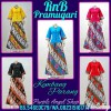 Setelan Rok KLOK N Blouse PRAMUGARI Batik PARANG KEMBANG