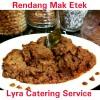 Rendang Padang Daging Sapi Mak Etek