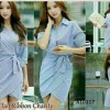 Blouse Charity Katun Denim