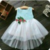 Dress Anak Cewek Perempuan Girl Kids Sydney GL Renda Tile
