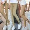 FG - [longpant coksu SL] longpant wanita full katun coklat susu