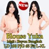 FG - [Blouse Yuka SW] blouse wanita rayon bangkok salem