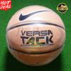 Bola Basket Nike Versa Tack / True Grip Brown Cokelat Mantap