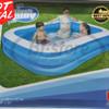 Kolam Karet Fast set Pool Bestways 2.01m x 1.50m x 51cm