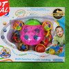 Mainan Edukasi Anak Ladybug With music