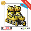 Sepatu Roda Cougar Transformer Original Inline Skate