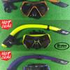 Swim Mask Snorkeling snorkling kacamata + selang selam Speeds Original