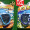 Kacamata Renang / Diving Element Dive Mask 7 - 14 yrs Bestway #22041