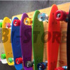 PENNY BOARD BANANA BOARD FISHBOARD PU WHEELS MURAH