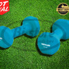 Dumbell / Barbel / Neoprene 6Kg Pair (3kg Each) Kettler Original