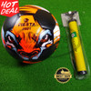 Bola Futsal Press Fiesta Orange Original + Pompa Kecil