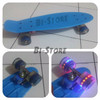 PENNY / FISH / BANANA BOARD, PENNYBOARD FISHBOARD PU LED WHEELS MURAH