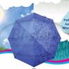 Hot Product ! Payung Magic 3D Kena Air Timbul Motif