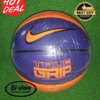 Bola Basket Nike Versa Tack / True Grip PU Blue Orange Mantap