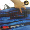Tas Raket Tas Badminton Yonex Merah 3 Seleting Besar
