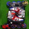 Sepatu Roda Inline Karakter Spiderman Captain America Ban Karet Bajaj