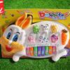 Mainan edukatif edukasi anak Rabbit music Piano Kelinci musical #3300