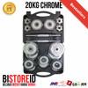 Barbel Dumbell Stamina Plat Chrome 20kg