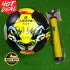 Bola Futsal Press Fiesta Kuning Original + pompa kecil