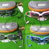 Kacamata renang Speedo Mirror 866 + Hardcase