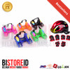 Flashing Roller 4 Ban Karet PU + dekker + helm