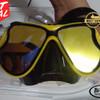 Snorkeling Mask Snorkel Speeds Polarized Rubber Bagus Mantap