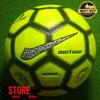 Bola Futsal Kansa Meteor Panel Press Hijau Stabilo Replika Nike Menor