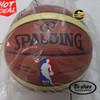 New Bola Basket Spalding NBA PU kulit Mantap