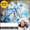 Termometer Digital, Thermometer Anak Dewasa, alat Deteksi suhu badan