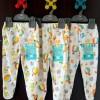 Celana Panjang Tutup LIBBY Motif 0-3m (3pcs) LIBBY-CL03LTB