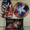 Bantal Captain America Diskon