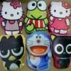 Bantal Hello kitty, Keroppi, Badtz Maru, Doraemon Diskon