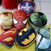 Bantal Superhero Logo (3 pcs) Limited