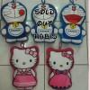 Bantal Hello Kitty dan Doraemon Full Body Murah