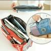 Korean Pouch Bag Dual Bag in Bag Berkualitas