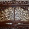 Karya Seni Lukis Kaligrafi Kayu Jati Ayat Kursyi 100x 60