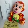 second boneka monkey chinese exs singapore