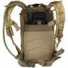 NEW Tas Ransel Tentara Army Camouflage Travel Hiking Bag 24L - Black L