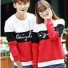 Wisdom LP (merah),lengn panjang,,baju couple,kaos oblong couple