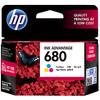 F6V26AA HP 680 Tri-color Ink Advantage Cart 1115 2135 3635 3835 4535