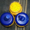peluru/pelor bb bulat 6mm warna kuning