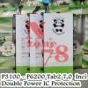 BATERAI SAMSUNG GALAXY TAB 2 P3100 P6200 RAKKIPANDA DOUBLE POWER