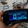 Spidometer / Speedometer Satria FU injeksi polarizer