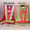 Rompi Jaring Safety Vest Kerja Proyek V Guard Scotlight Scotlite Murah